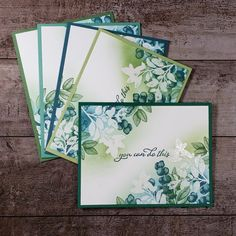 Handmade Greetings, Greeting Cards Handmade, Stampin Up, Karten Diy, Leaf Cards, Card Making Inspiration, Card Making Ideas For Beginners, The Draw, Stamping Up Cards