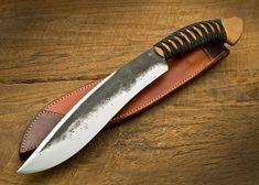 Bamboo Kukri – Burt Foster Handmade Knives