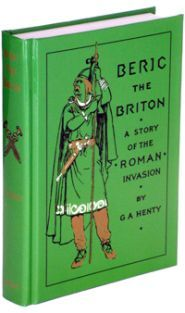Beric The Briton - A Story of the Roman Invasion by G. A. Henty. This was my personal favorite of the Henty books, but each volume of this historical fiction series is worth reading. Many are also available as audiobooks, narrated by Jim Hodges.