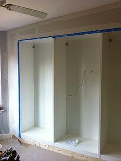 54 Trendy ideas ikea wardrobe storage built ins closet hacks Ikea Pax Doors, Ikea Closet Doors, Closet Bedroom, Bedroom Storage, Girls Bedroom, Bedrooms, Trendy Bedroom, Master Bedroom, Pax Wardrobe