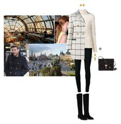 """Visiting the Red Square and St Basil's Cathedral and afterwards having lunch at the White Rabbit"" by hrhprincessamelia ❤ liked on Polyvore featuring Tory Burch, BLK DNM, Chloé, Dolce&Gabbana, Burberry, Longines, Tiffany & Co., women's clothing, women's fashion and women"