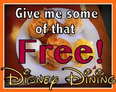 FREE Fall Disney Dining dates just announced, plus how to get FREE Stuff for an Orlando Vacation! (planning article)