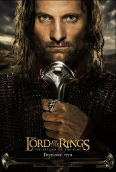 Aragorn - I'm all about the King today