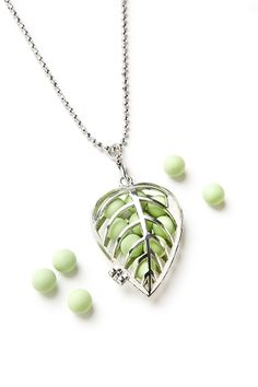 Make a beautiful statement wherever you go with your own Aroma Style Necklace Diffuser. Simply put your favorite essential oil on the Aroma Bead color of your choice and place them in our beautifully crafted lockets. Beads sold separately for $7.99/pack of 50