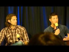 [VIDEO] Jensen and Jared convention panel talking about losing their Texas accents.