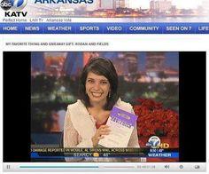 This newscaster in Arkansas says Rodan and Fields Unblemish Regimen is one of her favorites! Http://tonibritz.myrandf.com