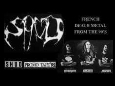 SHUD (Fra) Promo tape 92 (Old school death) - YouTube