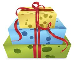 How to Make Festive Vector Gift Boxes