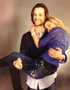 Me and Jared. God he is tall and so funny. Got to love him!!!!