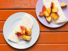 peaches and cream peaches and cream semifreddo recipes dishmaps and ...