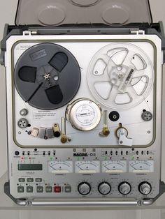 Nagra D-II , Digital Recorder.