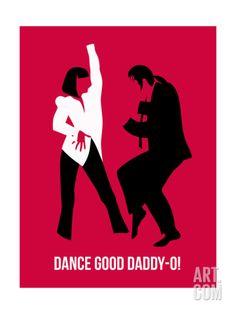Dance Good Poster 2 Art Print by Anna Malkin at Art.com