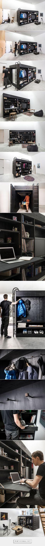 ELEMENTS Modular Furniture by Till Könneker » Yanko Design - created via http://pinthemall.net: