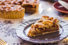 Apple pie | Jablkový koláč ~tina.suvak.sk
