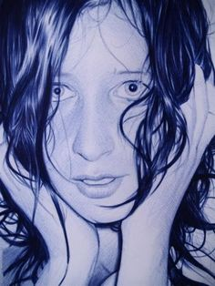 Most Realistic Ballpoint Pen Drawings by Juan Francisco Casas - Pondly