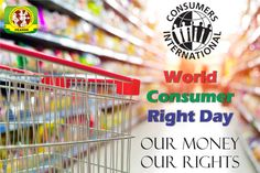 World Consumer right day..