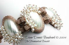 Diane Dennis - The Firemountain Bracelet