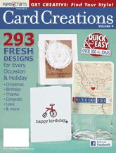 Card Creations Volume 9