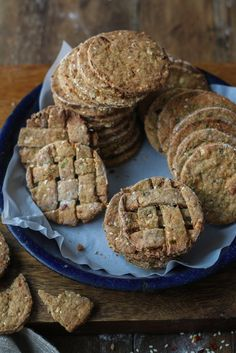These baked Nippat, or spiced crackers, are loaded with peanuts and sesame seeds. Make a huge batch and store in air tight container, and they are perfect with a cup of coffee or tea. The kids are days away from summer break, and I cannot wait... #bakednippat #bakedspicycrackers #bakedspicynippat
