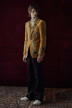 Alexander McQueen Spring-Summer 2017 - London Collections: MEN #LCM