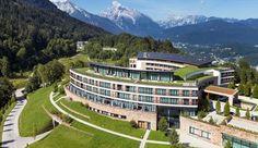 199 € -- Luxus für 2 im InterContinental Berchtesgaden, -42%