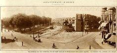 Hoe de leelijke hoek aan de Reinkenstraat moet worden opgelost foto uit `s-Gravenhage in Beeld van 19 augustus 1927 La Haye, The Hague, Holland, Dutch, Memories, Black And White, Pictures, Rice, Nostalgia
