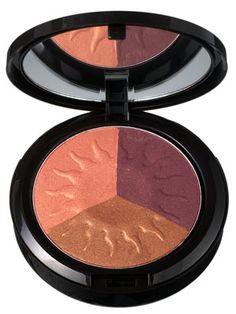 Iman Sheer Finish Bronzer in Afterglow   @imancosmetics #bronzer #makeup