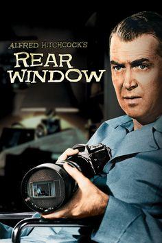 """4 agosto 1954 - Anteprima mondiale de """"La finestra sul cortile"""" di Alfred Hitchcock."""