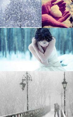 Snowspiration #winter #wedding