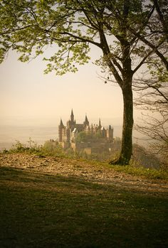 Hohenzollern Castle, Germany (by @hipydeus)