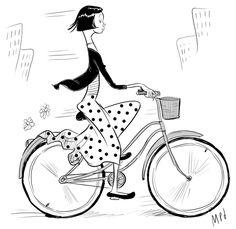 amelie bicicleta - Buscar con Google