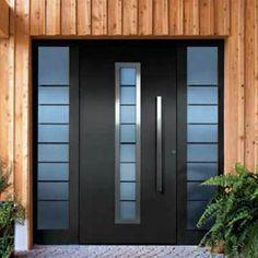 Elegant Double Front Doors doors designs, fascinating modern wooden double front door ideas