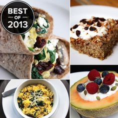25 Healthy Breakfast Recipes