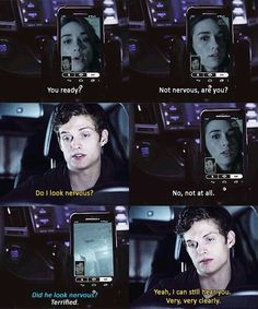 Teen Wolf - Allison & Isaac. I didn't like Isaac's character at first but…
