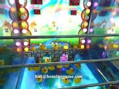 The most popular redemption game machineRedemption game machine chase duck games The most popular redemption game machineRedemption game machine chase duck games  Email:hui@hominggame.com  WhatsApp:86-13923355331  http://ift.tt/1rDohG6  Product Name:Chase Duck redemption game machine  SizeW1110xD1880xH2080  Weight225KG  Power350W  Place of originGuangDongChina  Brand NameHoming  Packingair bubble film stretch film  Payment TermsT/T  Price TermsEXW  Delivery portZhongShan port or GuangZhou…