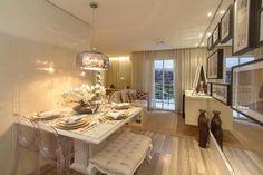 Construindo Minha Casa Clean: Apartamentos: 5 Dicas de Ouro para Decorar Salas Pequenas!