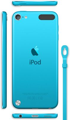 ipod touch 5th generation -- This WILL be mine soon! :D