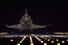 This week in 2011, space shuttle Endeavour, mission STS-134, landed at NASA's Kennedy Space Center. Nasa History, Planetary Science, Kennedy Space Center, Earth From Space, Astrophysics, History Photos, Space Shuttle, Space Travel, Space Exploration