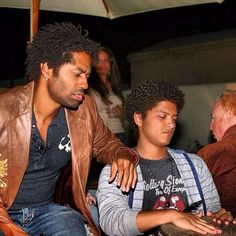 「#BrunoMars 2006 with @ericbenet」