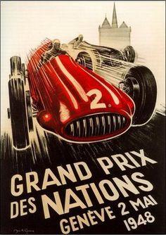 Grand Prix des Nations - Geneva, 2 May 1948