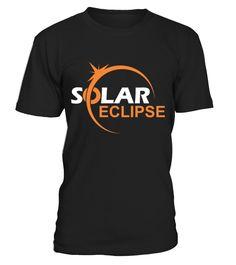 SOLAR ECLIPSE II  Funny Total Eclipse Solar T-shirt, Best Total Eclipse Solar T-shirt