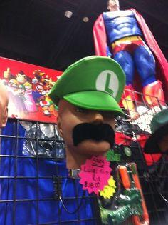 eeeeh.... it's Luigi or village people leather biker?