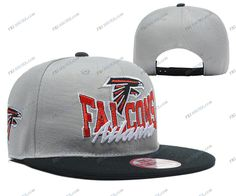 Atlanta Falcons Snapbacks Grey Black NFL Hats russian hat 7c85603ab