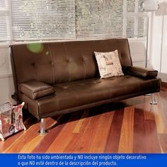 SOFA SIENA CHOCOLATE - Homecenter.com.co
