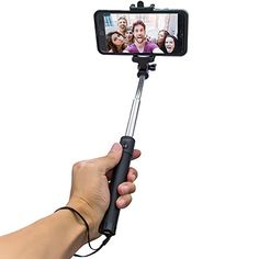 iStage New 2015 selfie stick Ultra Compact Foldable Pro 3-in-1 Wireless Bluetooth Extendable Selfie Stick with built-in Bluetooth Remote Shutter for iPhone 6s, 6s plus, 6, 6 plus, 5S, 5, 4s, 4, 3s, ipod, Samsung Galaxy S6, S5, Android smart phones- Black istage http://www.amazon.com/dp/B011PT99ZG/ref=cm_sw_r_pi_dp_6VKowb1C7BSRS