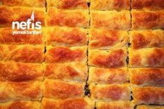 Çıtır Patatesli Pastane Böreği - Nefis Yemek Tarifleri
