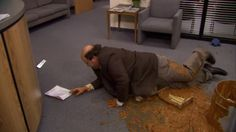 Saddest moment on The Office