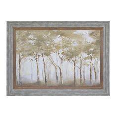A Small Forest Framed Art Print | Kirklands