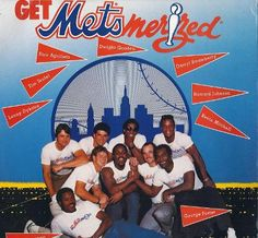 the mets as rappers and the men that love them.