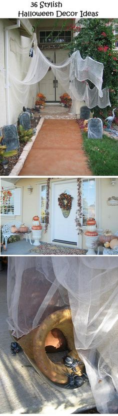 Halloween decorations : IDEAS & INSPIRATIONS Halloween Decorations